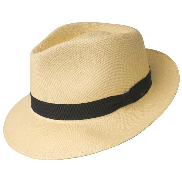 Bailey Salter Genuine Panama Fedora  DelMonico Hatter 0557d843f6d