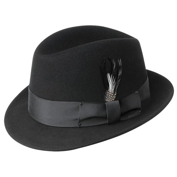 7b970ae6 Bailey New Yorker Hat: DelMonico Hatter