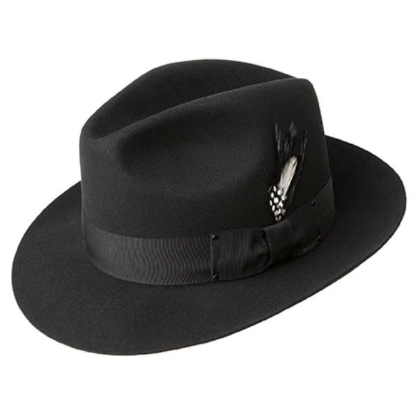 9c37782610c Bailey Gangster Wool Felt Hat  DelMonico Hatter