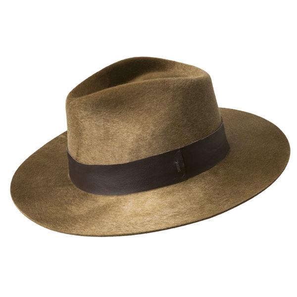 eec764935c385 Bailey Hillman Hat  DelMonico Hatter