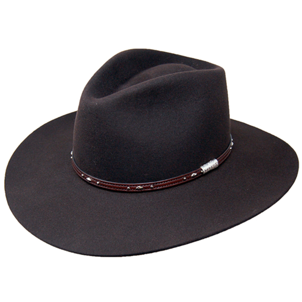 Stetson Pawnee Gun Club Hat  DelMonico Hatter 47cca517cb9