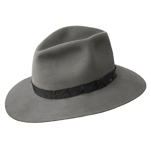 492990dd887 Bailey Noble Superior Fur Felt Fedora Hat  DelMonico Hatter