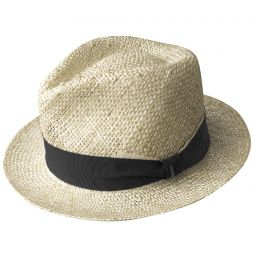 72ee9bb26 Bailey Wahler Knotted Sisal Litestraw Fedora