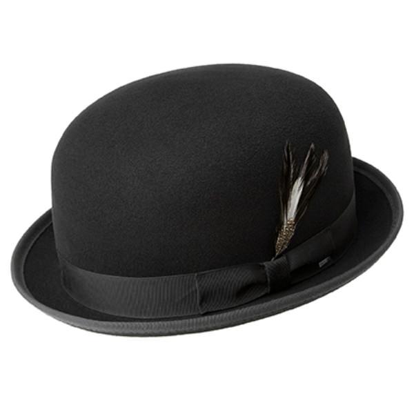 Bailey Hollis Litefelt Derby Hat  DelMonico Hatter dda484ca04b