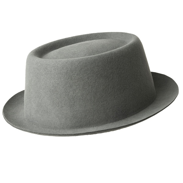 525a482d67332 Bailey Crowe Pork Pie Hat  DelMonico Hatter