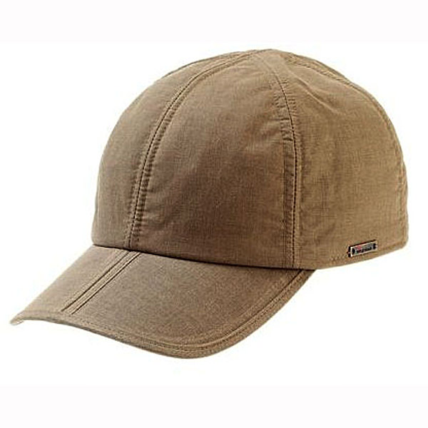 barbour wax baseball cap cotton fold peak click close hat coated