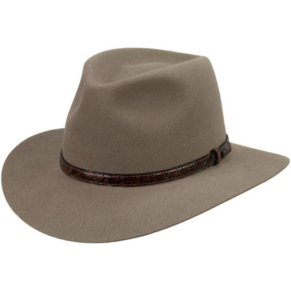 Akubra Banjo Paterson Hat  DelMonico Hatter 8ddf211aa03d