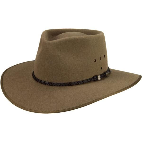 Akubra Cattleman Hat  DelMonico Hatter aa34ddac2758