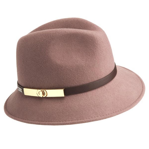 Betmar Womens Darcy Trilby Hat