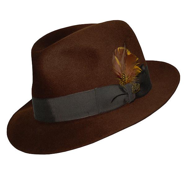 ea1e6177c Biltmore Chicago Fur Felt Fedora Hat