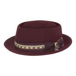 104ec455c62 Biltmore Belfast Pork Pie Hat