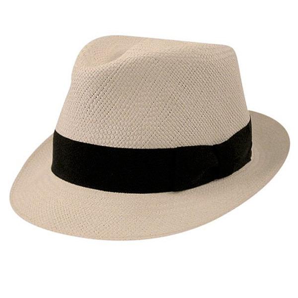 51355a95b7e Pantropic Havana Panama Hat  DelMonico Hatter