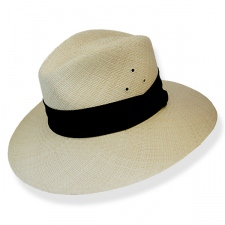 Panama Hat-Style And Sun Protection