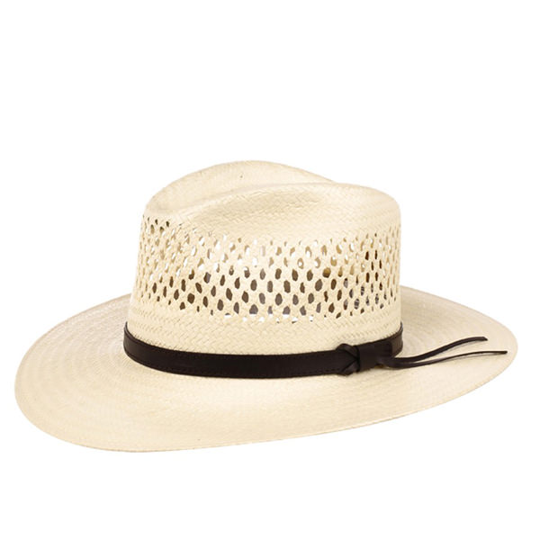56e4d8ddae3 Stetson Digger Shantung Hat  DelMonico Hatter