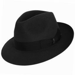 6a5318ad6ac Borsalino Bellagio Fur Felt Hat - The Bellini