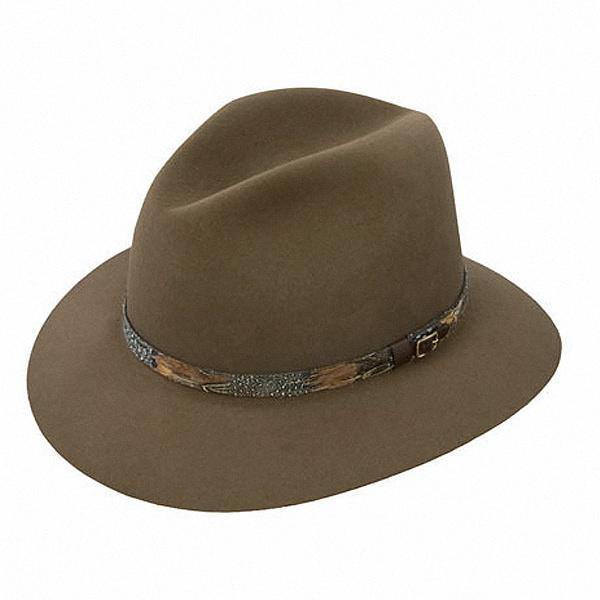 Stetson Weekend Fur Felt Hat  DelMonico Hatter e13eb5c5c64