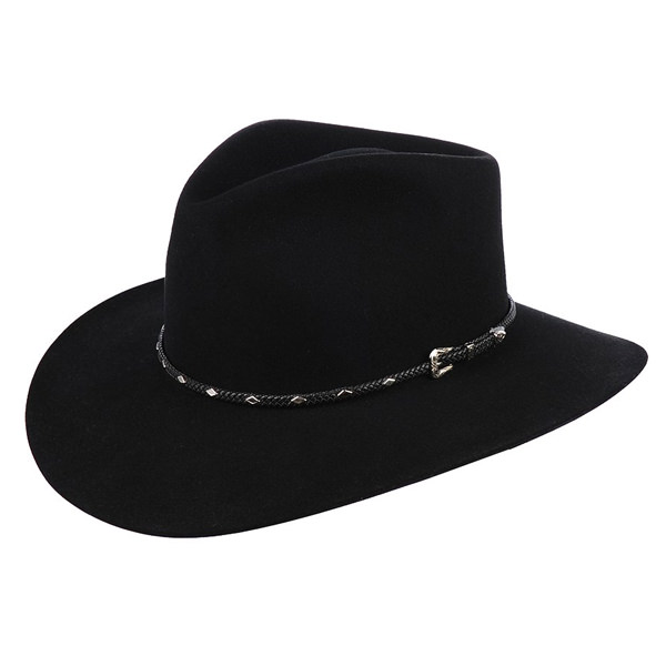 f0f2747e9 Stetson Diamond Jim Gun Club Hat