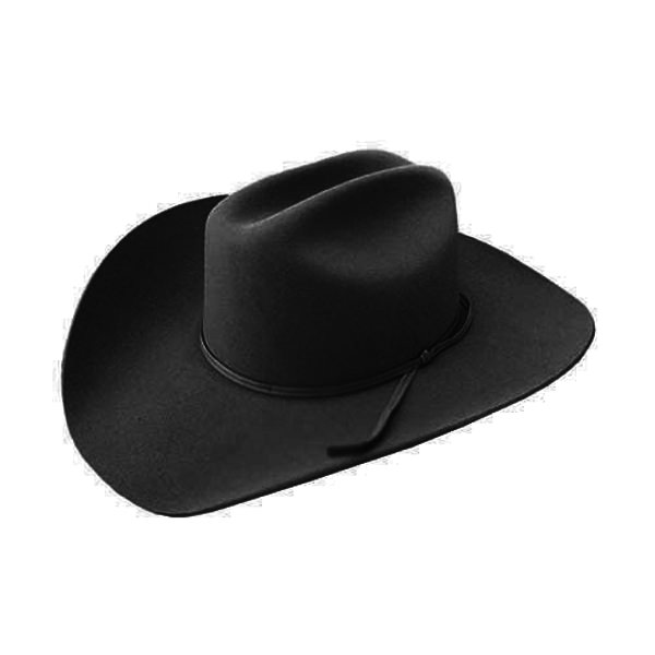 Stetson Cattleman Western Hat  DelMonico Hatter 1b15be235f2