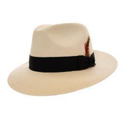 03ebf0597dd DelMonico Caprice Panama Hat