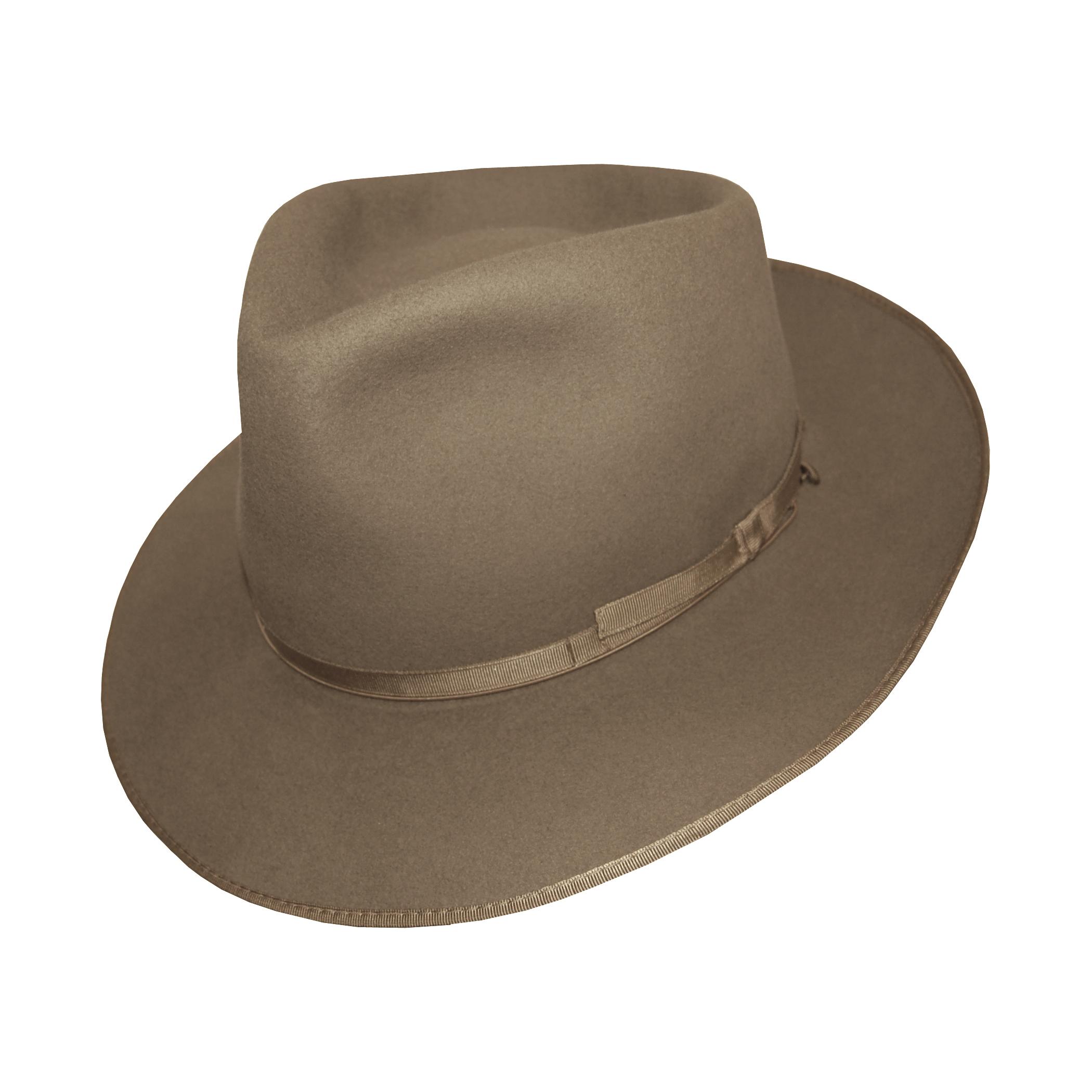 ee988c9fa44 Borsalino Alessandria Fur Felt Hat  DelMonico Hatter