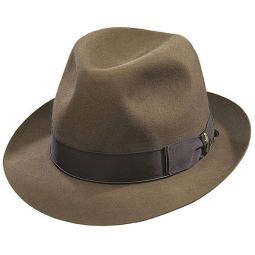 e8c2fe4d735 Borsalino Beaver Fur Felt Hat - Small Brim