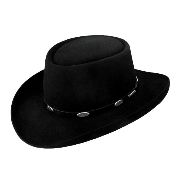Stetson Royal Flush Gun Club Hat  DelMonico Hatter 7ac0b8e717f