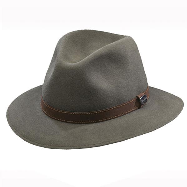 f2ad6b882b4 Borsalino Casual Crusher Hat - The Borsalino Marco  DelMonico Hatter