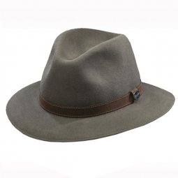 acff90f15f2 Borsalino Casual Crusher Hat - The Borsalino Marco