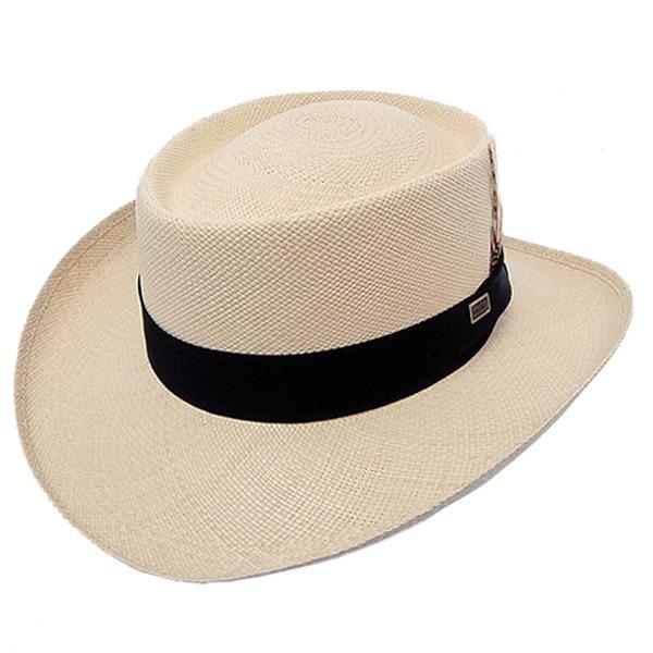 DelMonico Islander Panama Hat  DelMonico Hatter c6b1463bd24