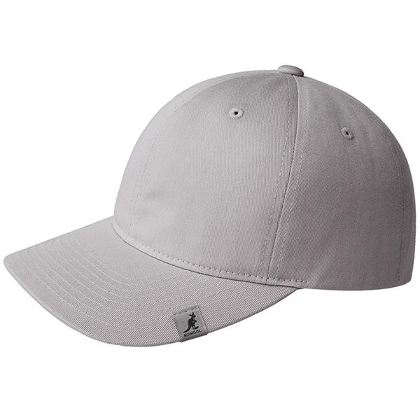cotton adjustable baseball cap click close kangol flexfit caps troop white hat