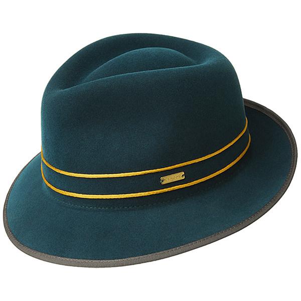 d5886854eb62d Kangol Corded Hiro Trilby Hat  DelMonico Hatter