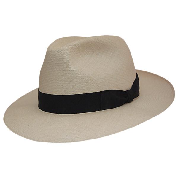 ba2681e833d DelMonico Superfino Montecristi Panama Hat by Tesi  DelMonico Hatter