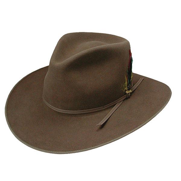 fd8c1b0f33c03 Stetson Dune Gun Club Hat  DelMonico Hatter