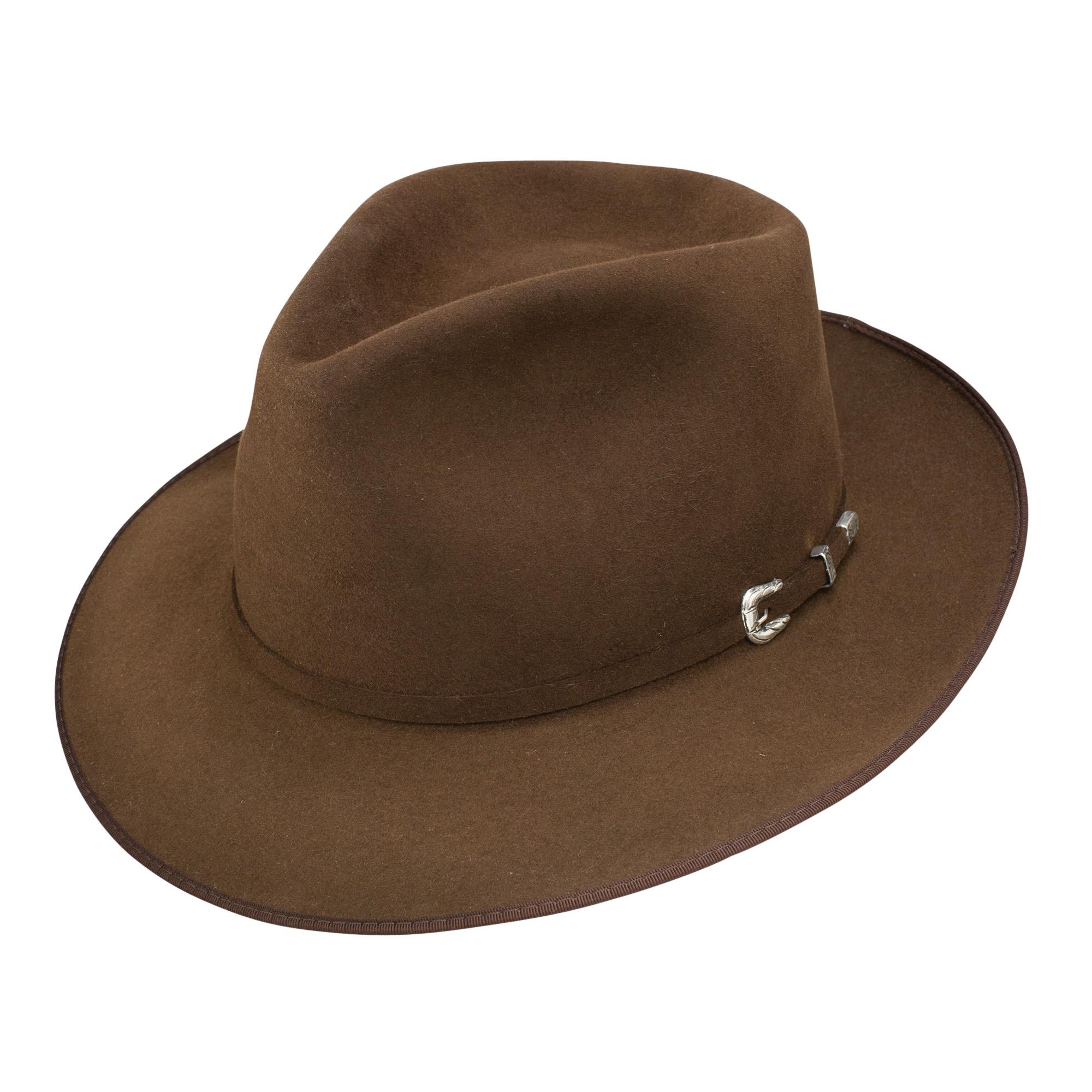 13af84ea72c Stetson G.D. Rye Fedora Hat