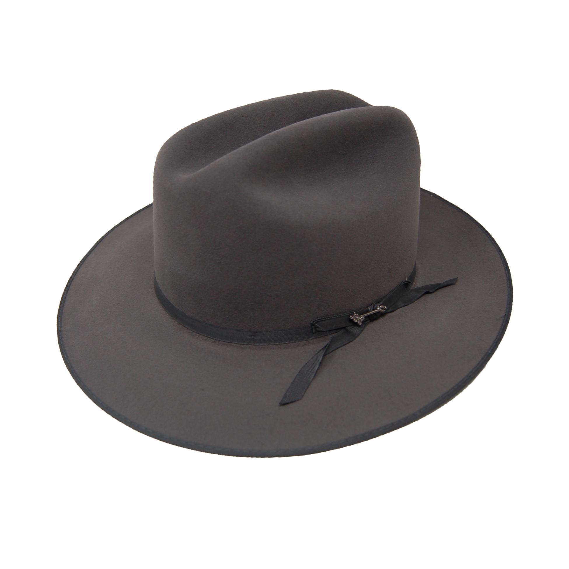 1327463c95b482 Stetson Open Road Fur Felt Hat: DelMonico Hatter