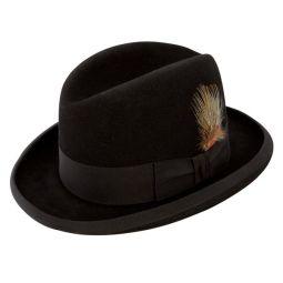 26b889ff79f Homburg Hats  DelMonico Hatter
