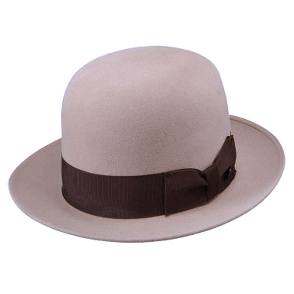 4a23c1b6235a26 Stetson Grand Central Royal DeLuxe Open Crown Fedora: DelMonico Hatter