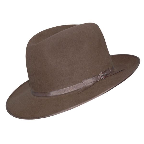 2a18e9a7d49b6 Stetson Premiere Stratoliner Fur Felt Fedora Hat