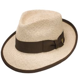 21387ed2eb13d Stetson Twisted Whippet Fedora