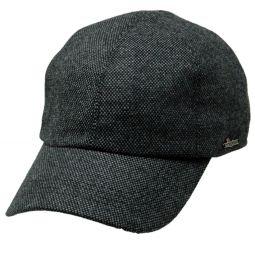 Wigens Mats Donegal Tweed Baseball Cap eecfd4eb076b